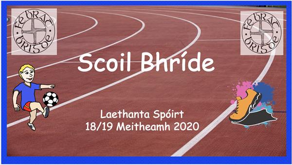 Laethanta Spóirt 18/19 Meitheamh